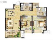绿地国际博览城3室0厅0卫80平方米户型图