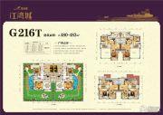 碧桂园・江湾城480--483平方米户型图