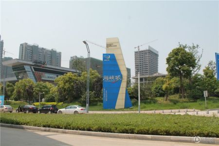 南京海峡城海峡云谷