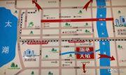 苏高新天城花园交通图