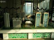 翡翠家园沙盘图
