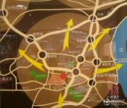 华美时代城配套图