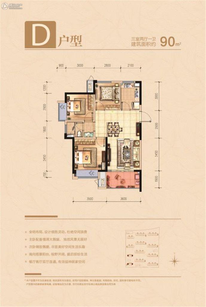 扬州_美的城_图片展示|楼盘动态|房产图库|报价|新房