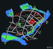 恒福新里程花园交通图