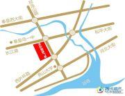 升达・置地广场交通图