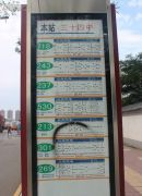 普华华岸交通图