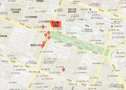 云峰国际交通图