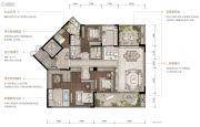 重庆・阳光城2室2厅2卫0平方米户型图