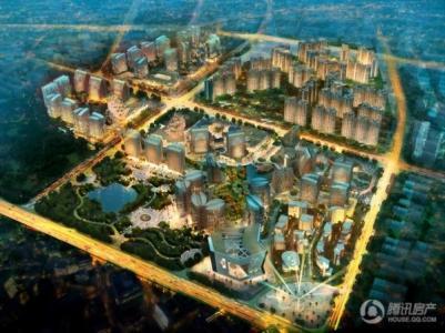 蓝光空港国际城