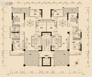 棉湖新城3室2厅2卫148--158平方米户型图