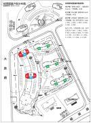 岭秀新城规划图