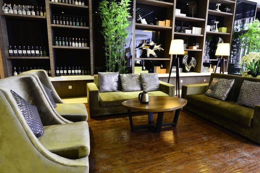 酒店咖啡区1