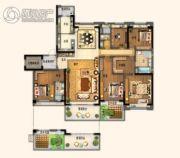 碧桂园欧洲城5室2厅2卫266平方米户型图