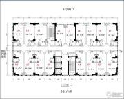 诚城常青藤1室1厅1卫41--53平方米户型图