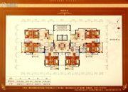 陶然家园2室2厅1卫93平方米户型图