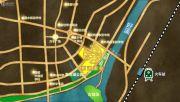 新湖国际交通图