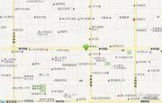 唐腾国际汇展中心交通图