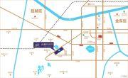 金厦银湖城交通图