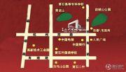宏维・山水明城・卧龙苑交通图