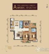 八水・清和坊0室0厅0卫0平方米户型图