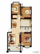 齐鲁涧桥3室2厅1卫0平方米户型图