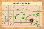 湖东府交通图