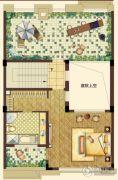 南昌万达城4室3厅5卫227平方米户型图