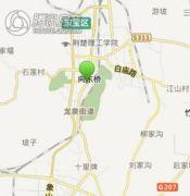 白云广场交通图