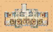 碧桂园・御园4室2厅2卫133--139平方米户型图