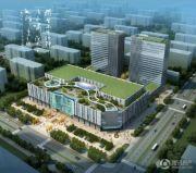 中国沭阳国际图书城效果图