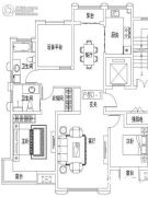 彩虹湾2室2厅2卫0平方米户型图