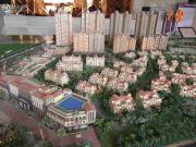 惠东国际新城沙盘图