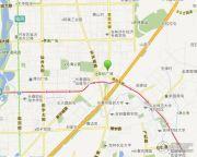 首地首城交通图