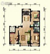 金宇名庭3室2厅2卫0平方米户型图