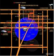 新天地国际广场交通图
