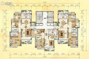 润晖新城0室0厅0卫83--130平方米户型图