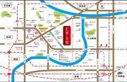 汇翠公馆交通图