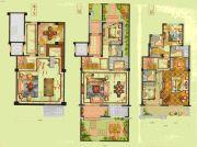 宏地・金玉府5室3厅4卫155平方米户型图