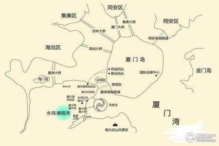 永鸿野生动物园地图