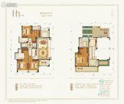 九洲绿城・翠湖香山6室2厅3卫247平方米户型图