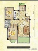 瑞士风情小镇0室0厅0卫0平方米户型图
