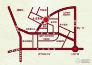 中港广场交通图
