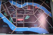 奥体公馆交通图