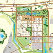 林肯公园规划图