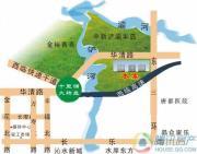 兴阎温泉小区交通图