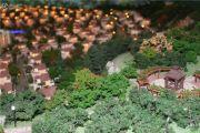 圭峰花园沙盘图
