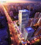 柳州城中万达广场效果图