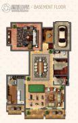 梅尚国际住区646平方米户型图