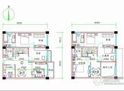 丰泽园0室0厅0卫86平方米户型图