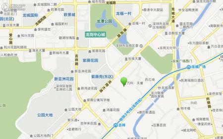 万科广场SOHO TOWN